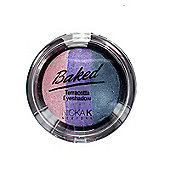 Nicka K Baked Terracotta Trio Eyeshadow-06 Sparkle Plum