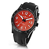 Kennett Altitude Mens Rubber Date Watch WALTRDWHPBK