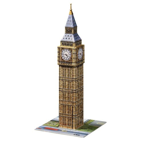 Ravensburger Big Ben 216-Piece 3D Jigsaw Puzzle