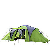 North Gear Camping Deluxe Waterproof 8 Man Tent