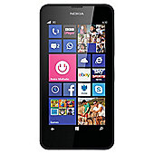 Tesco Mobile Nokia Lumia 630 Black