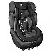 Renolux Step 123 Car Seat Total Black