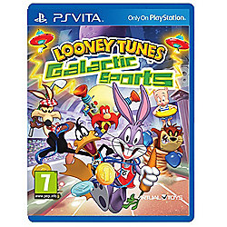 Looney Tunes: Galactic Sports PSV