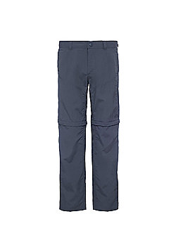 The North Face Mens Horizon Convertible Pants - Grey