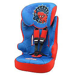 Nania Marvel Spiderman Racer SP Car Seat, Group 123