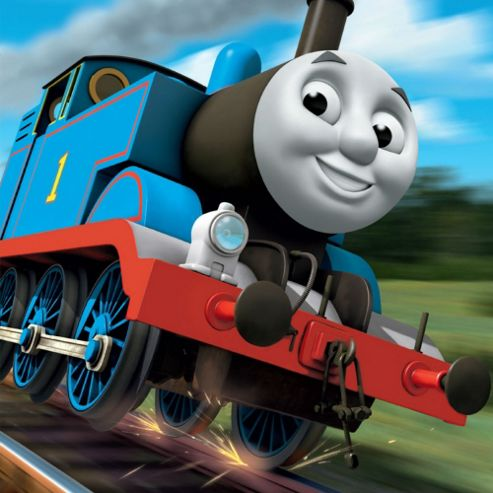 Thomas & Friends Wallpaper Mural 6ft x 10ft