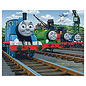 Thomas & Friends Wallpaper Mural 8ft x 10ft