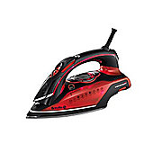 Breville Vin276 Power Steam Iron 3000W 350ml Ceramic in BlackRed
