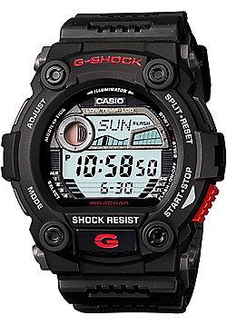 Casio G-Shock Mens Rubber Chronograph Watch G-7900-1ER