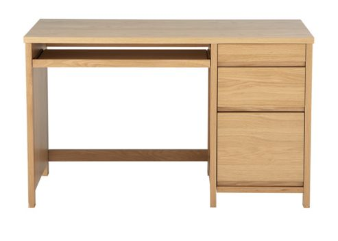 Buy alphason hunter home office desk from our office desks tables range tesco - Tesco office desk ...
