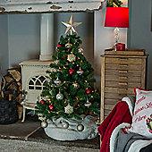 4ft Meribel Green Spruce Christmas Tree