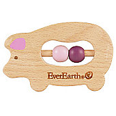 Teamson Pig Grasping Toy