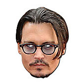 """Celebrity Masks - Johnny Depp"""