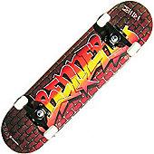 Renner A Series Graffiti Wall Complete Skateboard