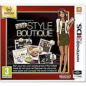 Nintendo presents: New Style Boutique 3DS