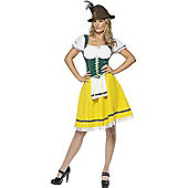 Ladies Adult Oktoberfest Costume Extra Large