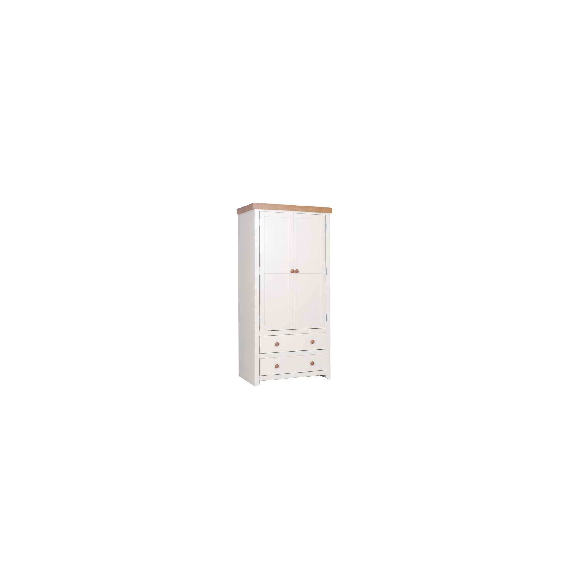 Home Essence Jamestown 2 Door 2 Drawer Wardrobe at Tescos Direct