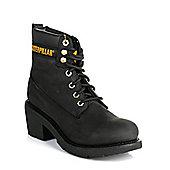 Caterpillar Womens Black Ottawa Boots - Black