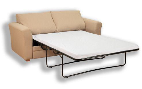 Kyoto Buxton 2 Seater Sofa Bed - Louisa Natural