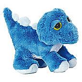 Aurora Dreamy Eyes Stegosaurus 30cm Plush Soft Toy