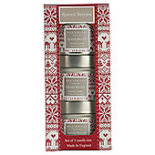 Wax Lyrical Spiced Berries Tins set of 3