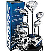 John Letters Mens Swingmaster Golf Package Set (With Free Lessons)
