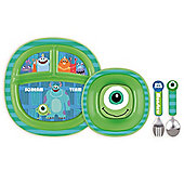 Disney Baby Toddler Dining Set Monsters Inc