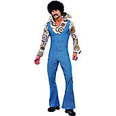 Groovy Dancer - Adult Costume Size: 38-40