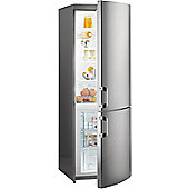 Gorenje NRk6181CX Freestanding Fridge Freezer in Stainless Steel