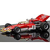 Scalextric Slot Car C3657A Legends Team Lotus 72 Ltd Ed