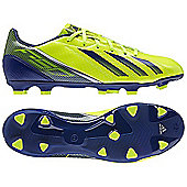 adidas Performance Mens F10 TRX Firm Ground Football Boots - Multi