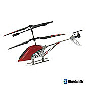 BeeWi StingBee Interactive Red Bluetooth RC Helicopter for iOS Devices