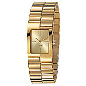 Esprit Playa Ladies Gold IP Watch - ES106082003