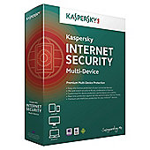 Kaspersky Internet Security 2014 Multi Device 3 User 1 Year DVD