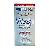 Allergenics Face & Body Wash