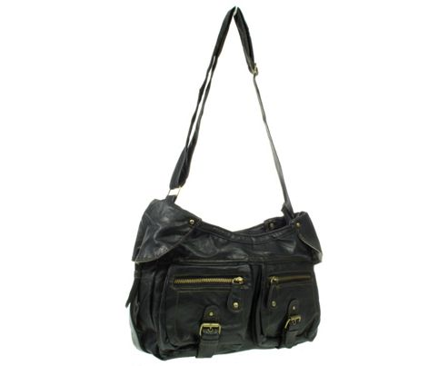 Barratts Pocket Trim Across The Body Bag