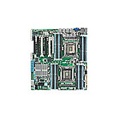 Asus Z9PE-D16 Workstation Motherboard Intel Xeon 2011 EEB Gigabit LAN (Intergrated Aspeed AST2300 Graphics with 16MB VRAM)