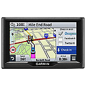 Garmin Nuvi 57LM Western Europe Maps with Free Lifetime Map Updates