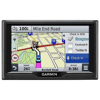 Save £5 on Garmin Nuvi 57