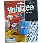 Yahtzee Keychain