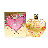 Vw Glam Princess Eau De Toilette 100Ml Spray For Women By Vera Wang.