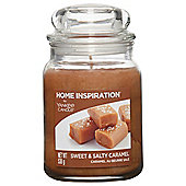 Yankee Candle Sweet Salty Caramel Large Jar
