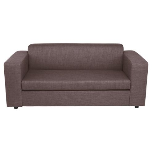 Stanza Fabric Ma Sofa Bed Mocha