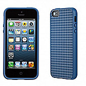 iPhone 5 PixelSkin HD Harbour Blue