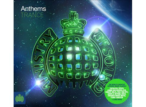 Ministry Of Sound: Anthems Trance (3CD)