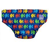 Bambino Mio Swim Nappy (Extra Large Blue Whales 12-15kg)