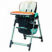 Jane Mega Highchair (Funny Tye Dye)