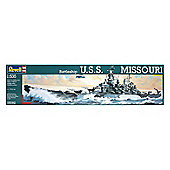REVELL 1/535 BATTLESHIP USS MISSOURI