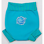 Splash About Happy Nappy Large (Turquoise Blue Lagoon)