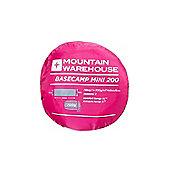 Basecamp 200 Mini Sleeping Bag